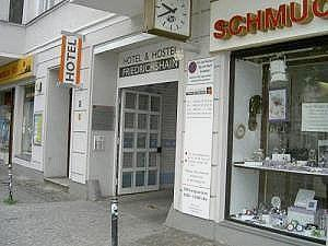 Hotel & Hostel Friedrichshain