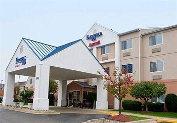 ‪Fairfield Inn Lansing West‬