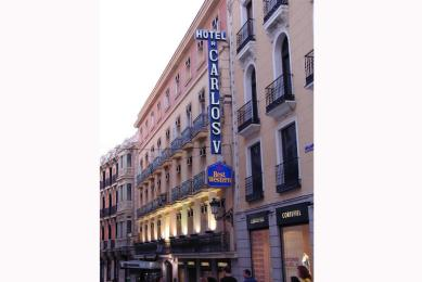 Photo of BEST WESTERN Carlos V Madrid