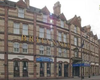 Britannia Hotel Wolverhampton