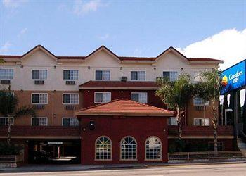 Photo of Comfort Inn Near Universal Studios Hollywood Los Angeles