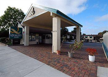 Quality Inn Monterey - Fremont Street