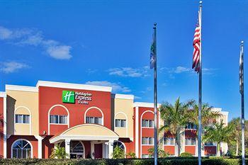 ‪Holiday Inn Express Bradenton West‬