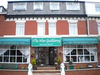 New Guilderoy Hotel Blackpool