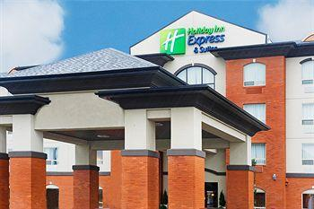 ‪Holiday Inn Express Hotel & Suites Slave Lake‬
