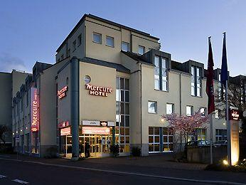 Mercure Hotel Wrzburg am Mainufer