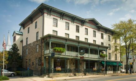 The Lambertville House Hotel