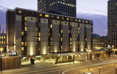 Doubletree Hotel Milwaukee City Center