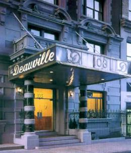 Photo of Hotel Deauville New York City
