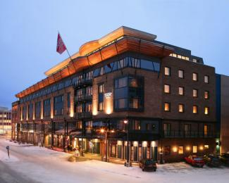 Thon Hotel Harstad