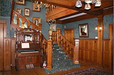 Brumder Mansion Bed and Breakfast