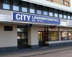 City Lagenhetshotell