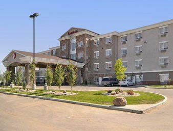 Ramada Inn and Suites