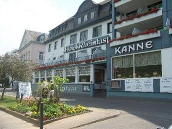 Hotel Gasthaus Rheinlust