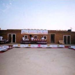 The Desert Resort (Rajasthan Desert Safari Camp)