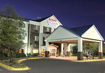 ‪Fairfield Inn & Suites Minneapolis St. Paul / Roseville‬