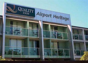 ‪Quality Inn Airport Heritage‬