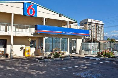 ‪Motel 6 Salt Lake City Downtown‬