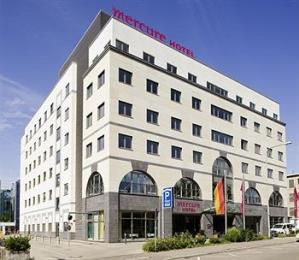 Mercure Hotel Frankfurt Eschborn Sued