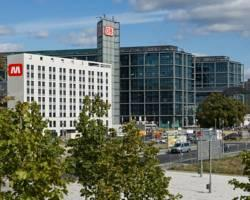 Hotel Berlin Hauptbahnhof