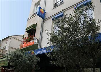 Comfort Inn Mouffetard/Latin Quarter