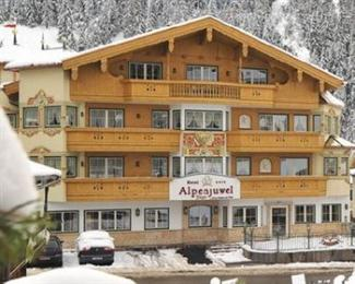 Hotel Alpenjuwel Jager