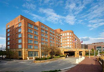Photo of Marriott Kingsgate Conference Hotel at the University of Cincinnati