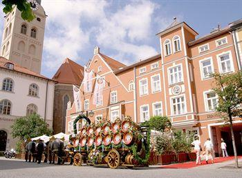 Hotel und Gaststatte zum Erdinger Weisbrau