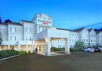 SpringHill Suites Mystic Waterford