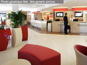 Ibis Caen Centre
