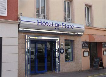 Hotel de Flore Saint-Raphael