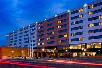 Photo of Sheraton Hartford Hotel at Bradley Airport  Windsor Locks