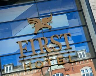 First Hotel Vesterbro Copenhagen