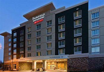 ‪Fairfield Inn & Suites San Antonio Downtown/Alamo Plaza‬