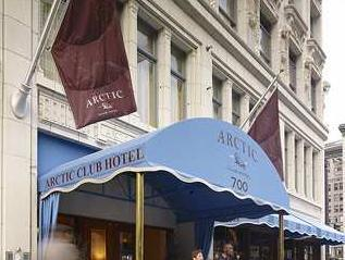 The Arctic Club Seattle - a DoubleTree by Hilton Hotel