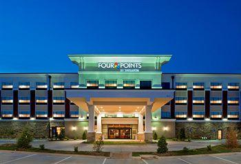 ‪Four Points By Sheraton Oklahoma City Quail Springs‬