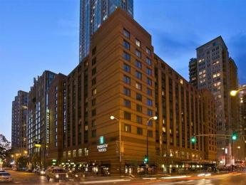Embassy Suites Hotel Chicago Downtown