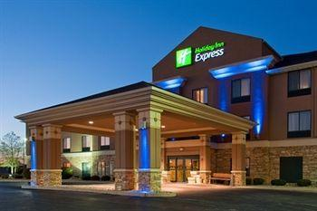 ‪Holiday Inn Express Gas City‬