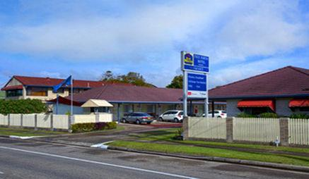 Best Western Twin Towns Motel