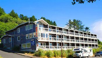 Photo of Crown Pacifiq Motel Depoe Bay