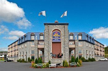 ‪BEST WESTERN PLUS Edmundston Hotel‬