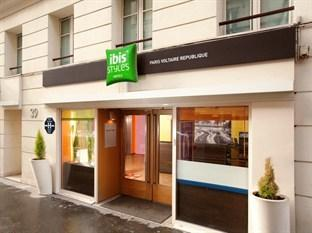 Ibis Styles Paris Voltaire Republique