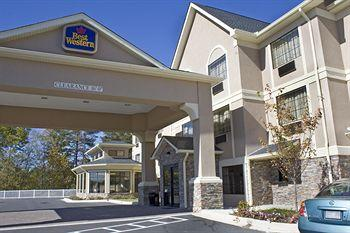 BEST WESTERN Mountain Villa Inn & Suites