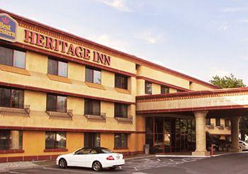 ‪BEST WESTERN Heritage Inn - Chico‬