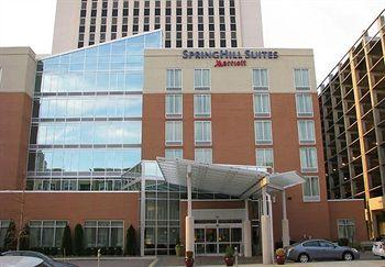 SpringHill Suites Birmingham Downtown at UAB