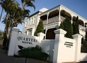 Quarters on Florida
