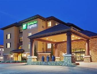 Photo of Holiday Inn Express El Dorado Hills Hotel