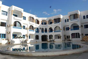 Appart Hotel Arabesque Hammamet