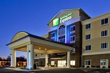 ‪Holiday Inn Express Hotel & Suites Statesville‬