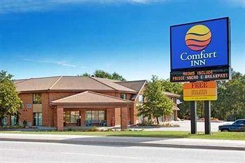 ‪Comfort Inn Airport (North Bay)‬
